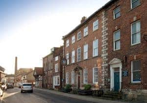 Shann House Hotel in Tadcaster, North Yorkshire
